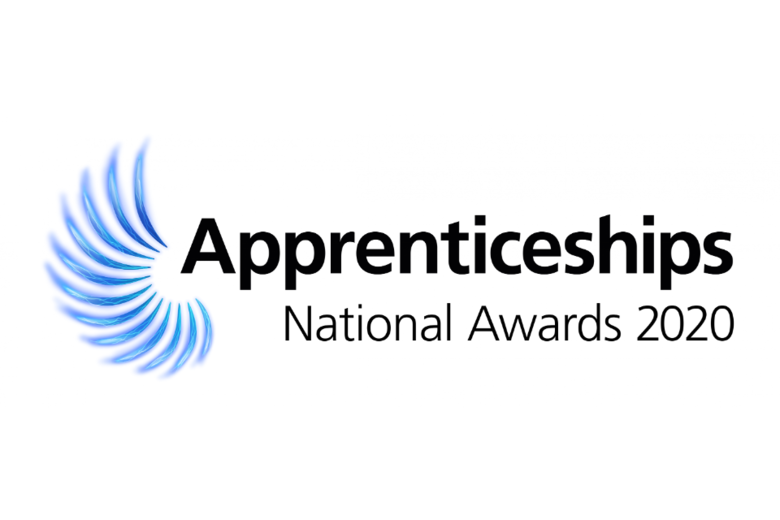 apprenticeships national awards 2020 logo