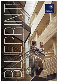 Cover of Blueprint, Hilary Term 2020